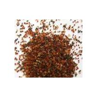 Garnet sands