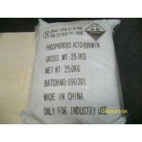 Phosphorous Acid 99% min Fe 10ppm