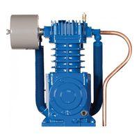 Quincy Quincy QT-7.5 Basic Compressor Pump - For 5 & 7.5 HP Quincy QT Compressors, Two-Stage, Splash
