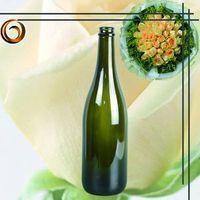 elegant wedding invitation 750ml champagne wine bottles