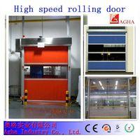 quick door, pvc fast door, pvc transparent rolling door
