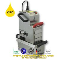 VITO 50 oil filter system, shortening filter, frying oil filter thumbnail image