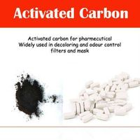 High adsorption capacity coal-based powder activated carbon