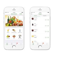 Apporio Grocery E-Commerce App