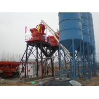 Concrete Batching Plant 25/35/50/60/75cum per hour
