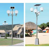2019 new coming integrated solar street light thumbnail image