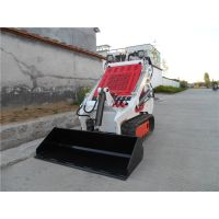 crawler skid steer loder TY323T track skid loader,china bobcat,engine power 23hp,loading capacity 20