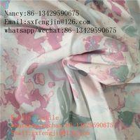 print rayon fabric for dress
