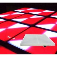 HOT!!! multi color led disco dance floor tile light