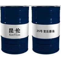 KunLun Insulating Oil KI25X KI45X Transformer Oil thumbnail image
