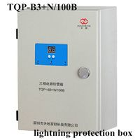 Lightning protection box