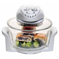 CE/LVD/EMC/ROHS/CB certified 12L Multifunctional Halogen Oven KM-809B