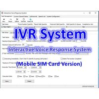 FreeCon/Auto Dialer System/Call Center/Voice Navigation/IVR-M ( Mobile SIM Card Supported)