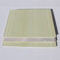 Easy clean decorative wall panel