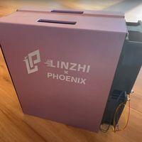 WARRANTY NEW High Profitable Linzhi Phoenix 2600MH/s 4.4G ETH mining rig high profit ethereum mining thumbnail image
