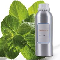 High quality natural peppermint essential oil for skin care manufacturer