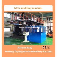 1000L blow molding machine 3 layers for different products