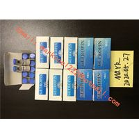 Original Getropin Peptides White Powder Appearance With Secure Code Check thumbnail image