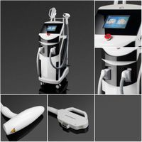3 in 1 Elight and laser hair removal machine  DM-9002B