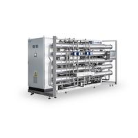 ASME BPE Pharmaceutical Purified Water Generator cGMP/USP/EP/FDA/WHO/PIC/S thumbnail image