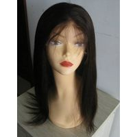 human hair full lace wigs/front lace wigs/Jewish wigs