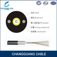 GYXY outdoor single mode optical fiber cable producer