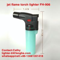 jet flame wind proof BBQ cigar torch lighter FH-906