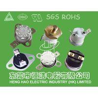 KSD301 temperature thermostat , KSD301 bimetal thermal switch thumbnail image