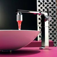 GR-F002C color changing led basin faucets thumbnail image