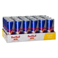 Red Bull Energy Drink from Austria