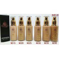 brand liquid mineral foundation mac foundation for women lady designer cosmetic