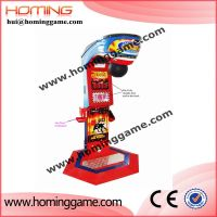 China boxing game machine / Coin Operated Redemption Arcade Game Machine for wholesales(hui@homingga