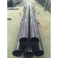 FRP pipe, gas pipe for mine