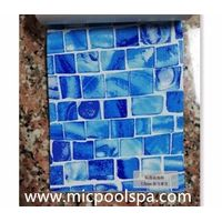 Perfectly adaptable to any pool design or shape and UV rays and soft vinyl pool liner