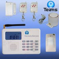 GSM&PSTN home security alarm thumbnail image