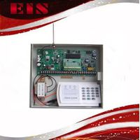 wireless and wired alarm control panel 16 wireless and 16 wired alarm zones thumbnail image
