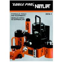 HYDRAULIC cylinders and jacks by NETLIFT thumbnail image