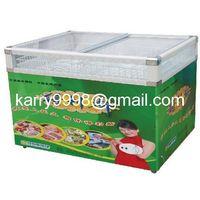 Promotion Freezer Showcase