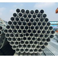 Q235 Hot DIP Galvanized Gi Steel Pipes for Greenhouse