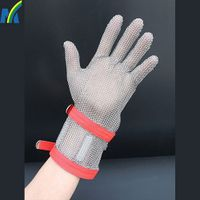 Stainless Steel Chain Mail Gloves Made in China thumbnail image