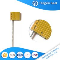 TX-CS105 Aluminum modern materials with laser printing wire cable seal thumbnail image