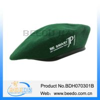 New design faux wool berets hats