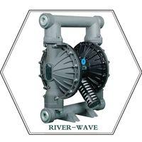 RV50 Pneumatic Diaphragm Pump (metal) thumbnail image