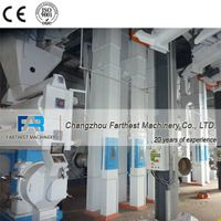 CE Animal Feed Turnkey Project, Cattle Feed Processing Line, CE Livestock Feed Processing Line thumbnail image