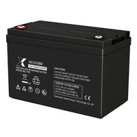 Xbatt 12V100AH GEL battery for solar system
