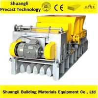 Precast concrete hollow core slab machinery/ lightweight wall panel extruder thumbnail image