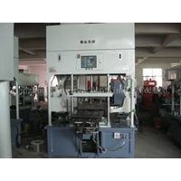 Sand Casting Machine Automatic Double Head Core Shooting Machine JD700