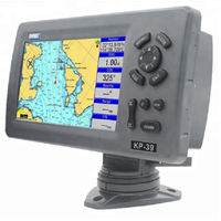 New KP-39A 7inch ONWA marine GPS Chart plotter with AIS transponder thumbnail image