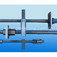 Thread steel bar Post-tensioning system