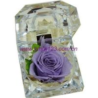 preserved flower rose for 4-5 years thumbnail image